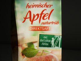Apfelsaft naturtrüb 100 % Direktsaft (Albi)   Hochgeladen von: pedro42