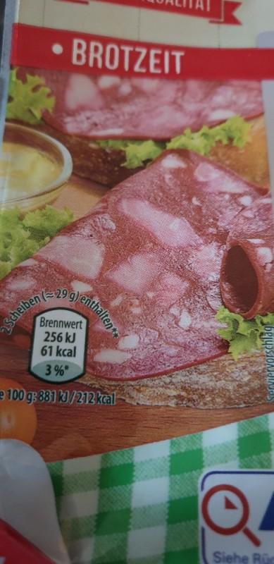 Schinkenrotwurst (Sölde) von frunse333 | Hochgeladen von: frunse333