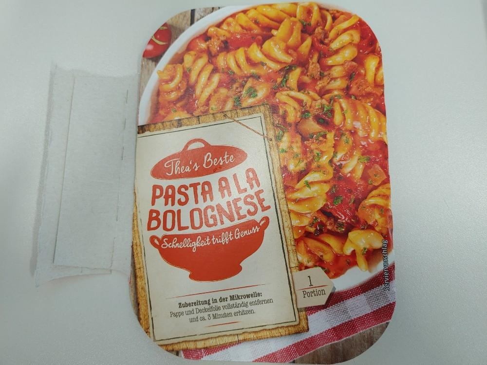 Pasta ala Bolognese, Nudeln mit Tomaten-Rindfleischsoße von Vianaster | Hochgeladen von: Vianaster