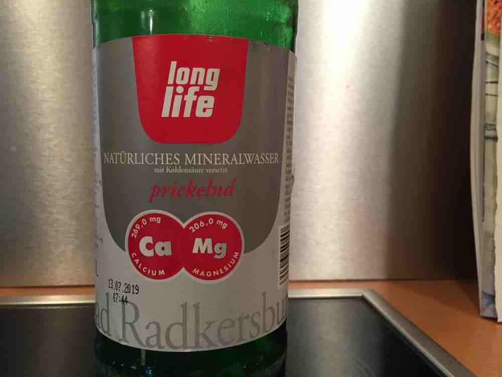longlife Bad Radkersburg, Mineralwasser von funbaer | Hochgeladen von: funbaer