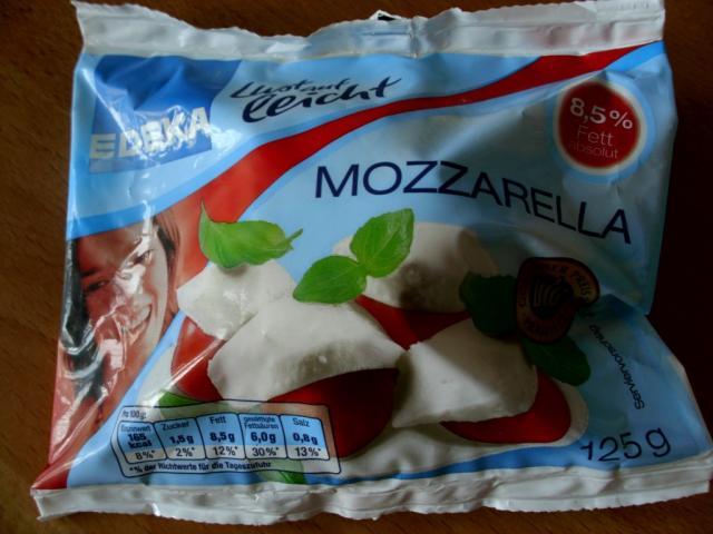 Mozzarella (Lust auf Leicht) | Hochgeladen von: diekleineolga