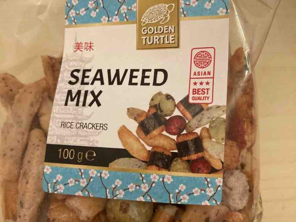 Seaweed Mix, Rice Crackers von alicejst   Hochgeladen von: alicejst