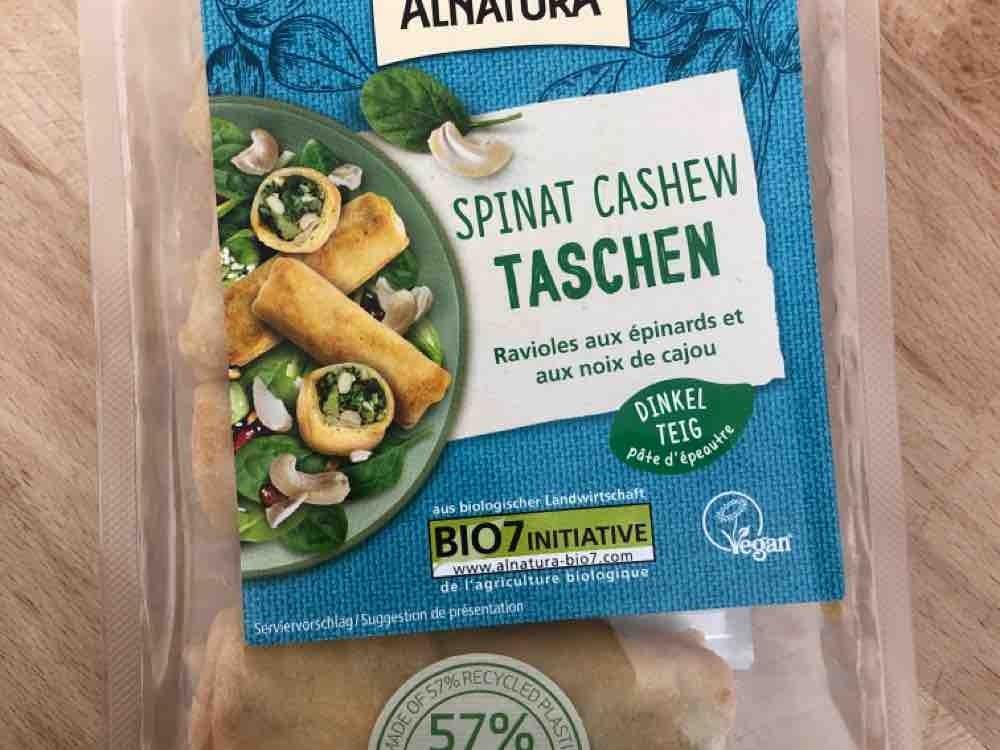 Spinat Cashew Taschen von jfreeze | Hochgeladen von: jfreeze