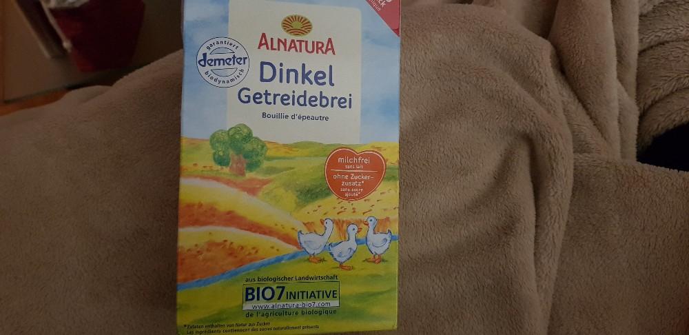 Dinkel Getreidebrei von fruni82 | Hochgeladen von: fruni82
