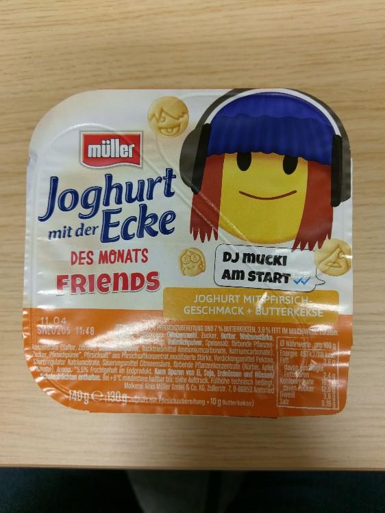 Joghurt mit der Ecke, Pfirsich Aprikose von nittre574 | Hochgeladen von: nittre574