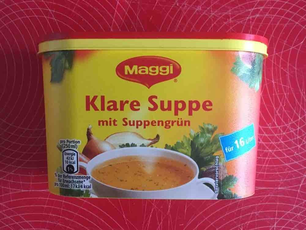 Klare Suppe, mit Suppengrün von Epsylia | Hochgeladen von: Epsylia