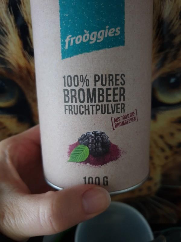 Brombeer Fruchtpulver 100 % pures, Brombeer von StefanieRonja   Hochgeladen von: StefanieRonja