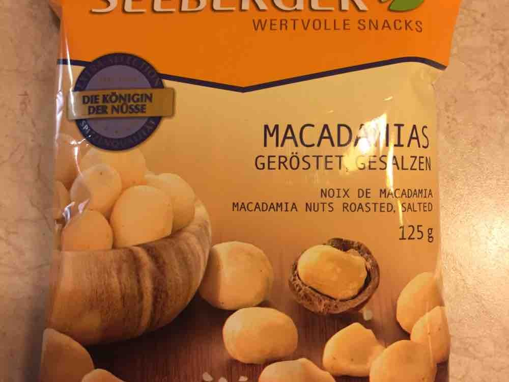 macadamias, geröstet und gesalzen von DonRWetter   Hochgeladen von: DonRWetter