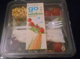 Penny to go Salatbox, vegetarisch | Hochgeladen von: annkatrin.hoyer