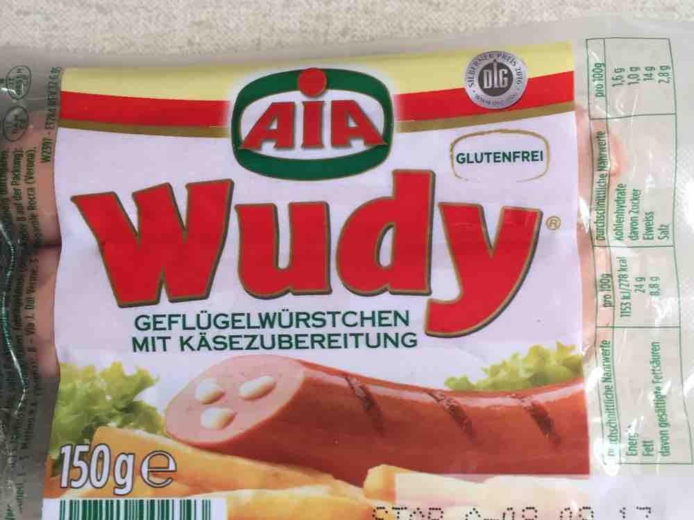 Wudy Premium mit Käsezubereitung von tenybrus   Hochgeladen von: tenybrus