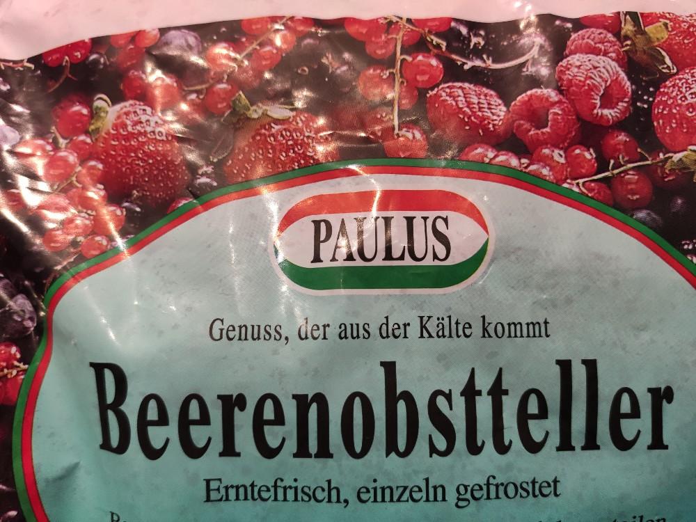 Beerenobstteller, tiefgekühlt von Valeo   Hochgeladen von: Valeo