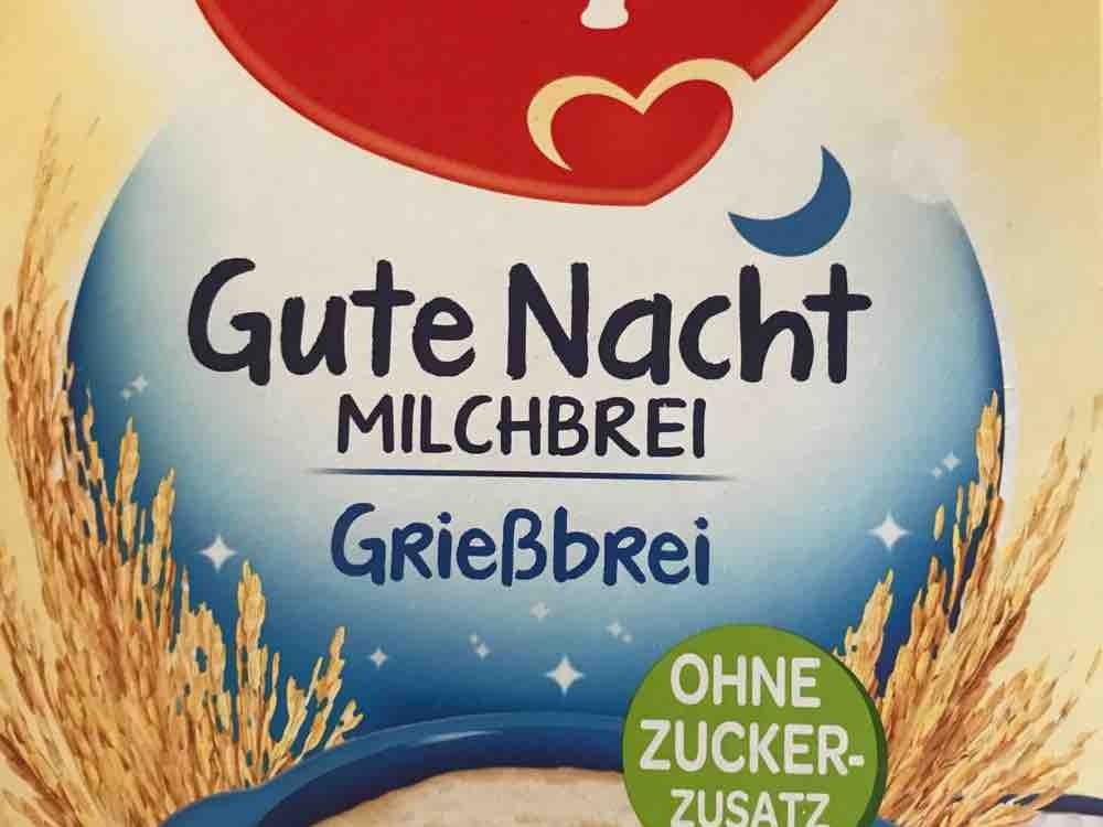 Griessbrei, ohne Zuckerzusatz von beatrixkurz899   Hochgeladen von: beatrixkurz899