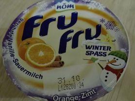 FruFru Winterspass, Orange-Zimt   Hochgeladen von: bodensee