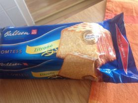 Comtess Zitronen Kuchen   Hochgeladen von: ebil23
