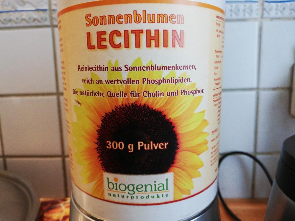 Sonnenblumenlecithin Bio von 7364gmx.de | Hochgeladen von: 7364gmx.de