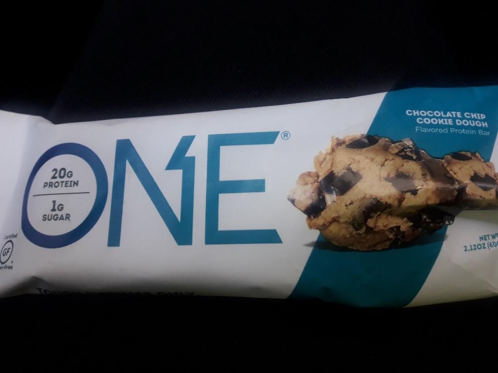 one Chocolate Chip Cookie Dough , ohne Polyole  von Julia Martl   Hochgeladen von: Julia Martl