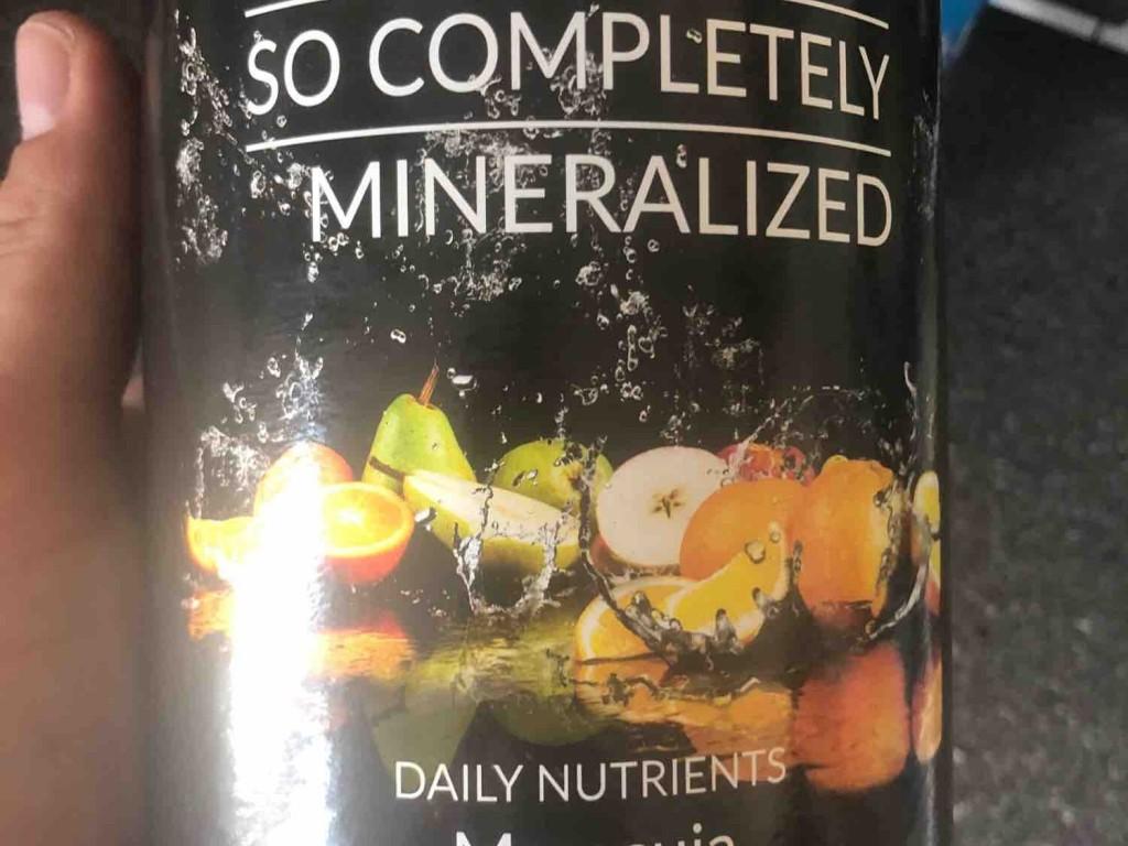 EVOPE Daily Nutrients, Maracuja von tonystarks | Hochgeladen von: tonystarks