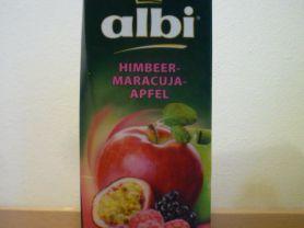 Saft, Himbeer-Maracuja-Apfel | Hochgeladen von: pedro42