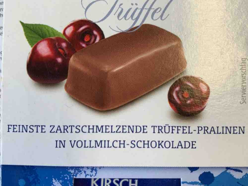 Trüffel Schokolade, Schwarzwälder Kirsch /Amaretto von PeGaSus16   Hochgeladen von: PeGaSus16