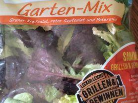 Bonduelle Garten-Mix, Grüner Kopfsalat, roter Kopfsalat und  | Hochgeladen von: ryland
