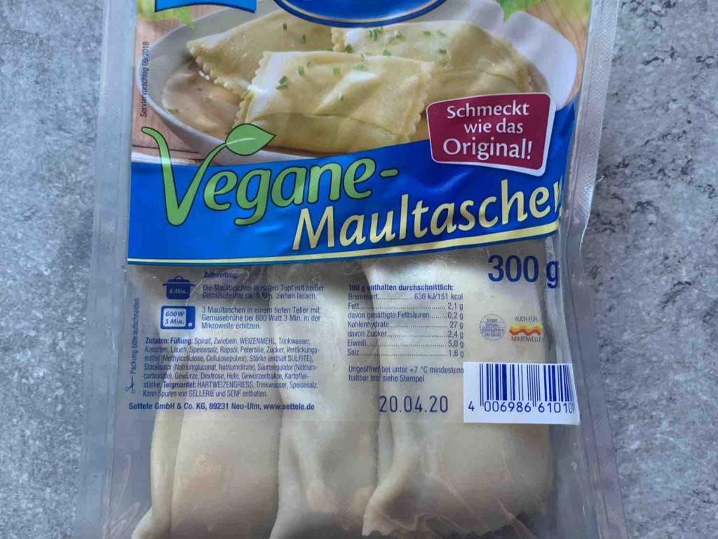 Vegane Maultaschen von Savah   Hochgeladen von: Savah