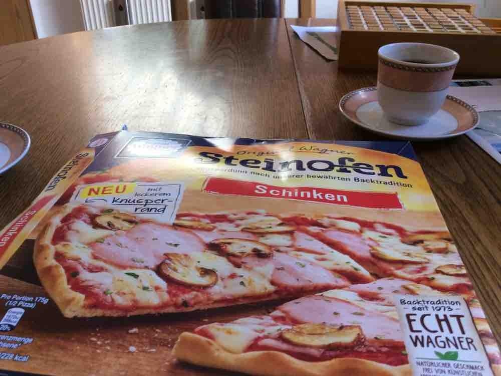 Steinofen Pizza, Schinken von MariaK   Hochgeladen von: MariaK