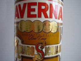 Averna Amaro Siciliana, Etikett | Hochgeladen von: pedro42