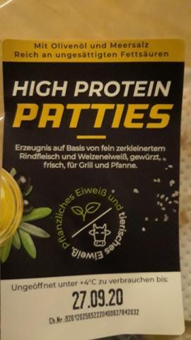 High  Protein  Patties von Torsten1979 | Hochgeladen von: Torsten1979