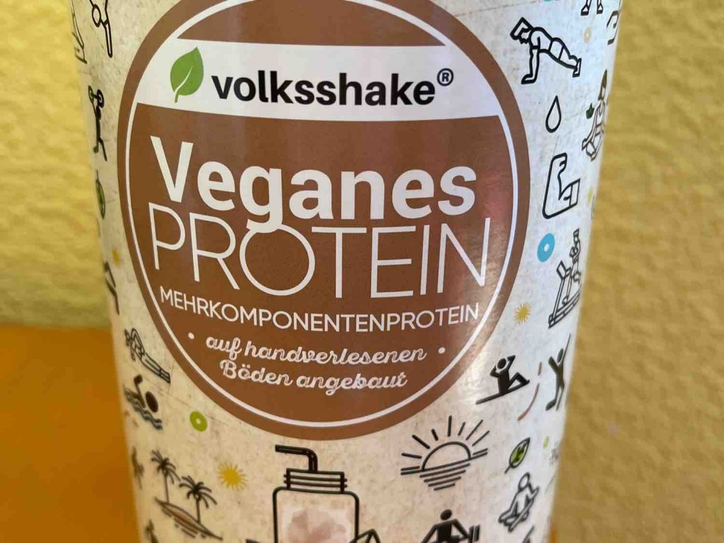 Volksshake Veganes Protein Walnuss von LuminousFish   Hochgeladen von: LuminousFish