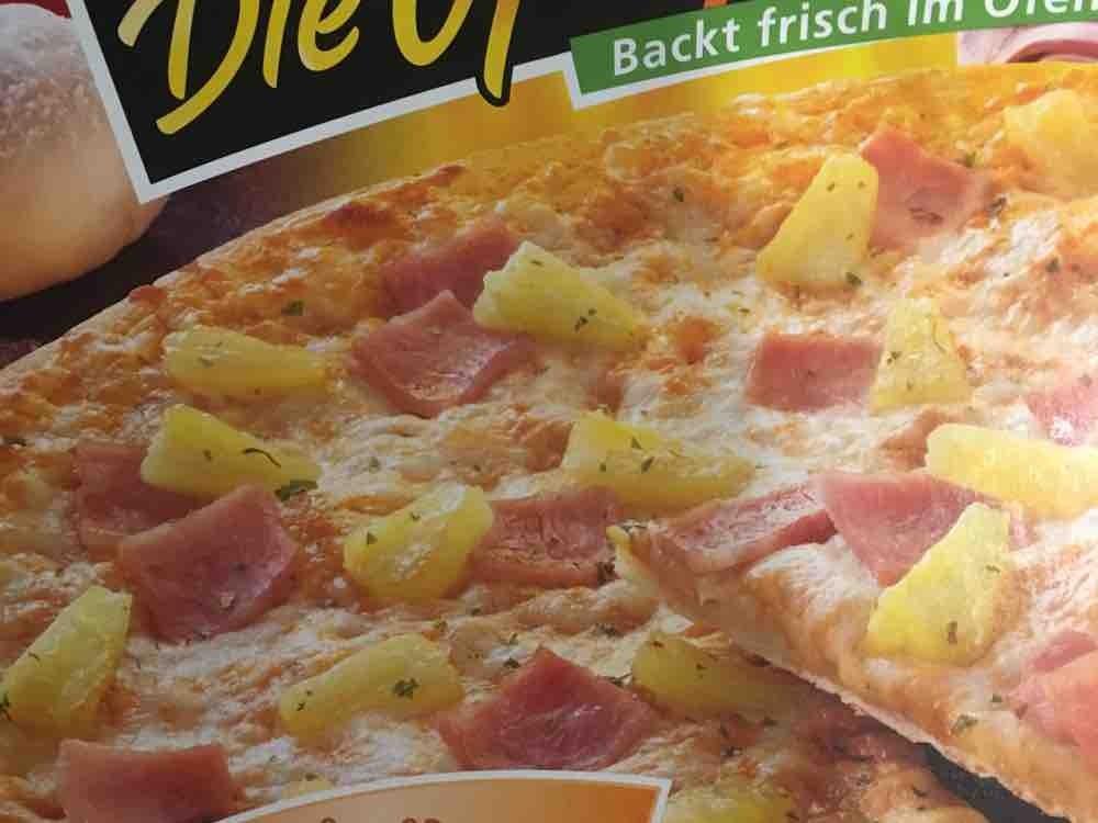 Die Ofenfrische, Schinken-Ananas von carostern2012 | Hochgeladen von: carostern2012