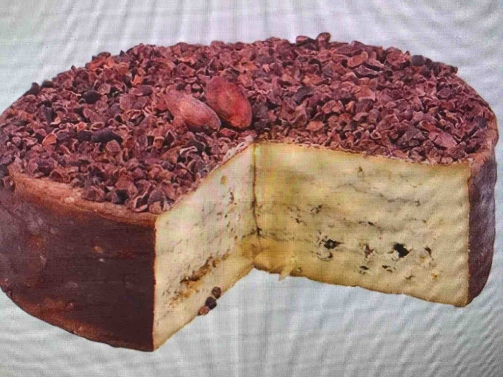 Blauer Schoki Lakritz Käse von mickeywiese   Hochgeladen von: mickeywiese