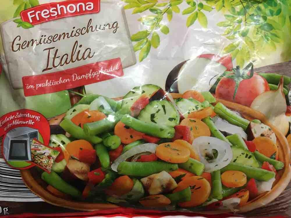 Gemüsemischung. Italia von alex1969 | Hochgeladen von: alex1969