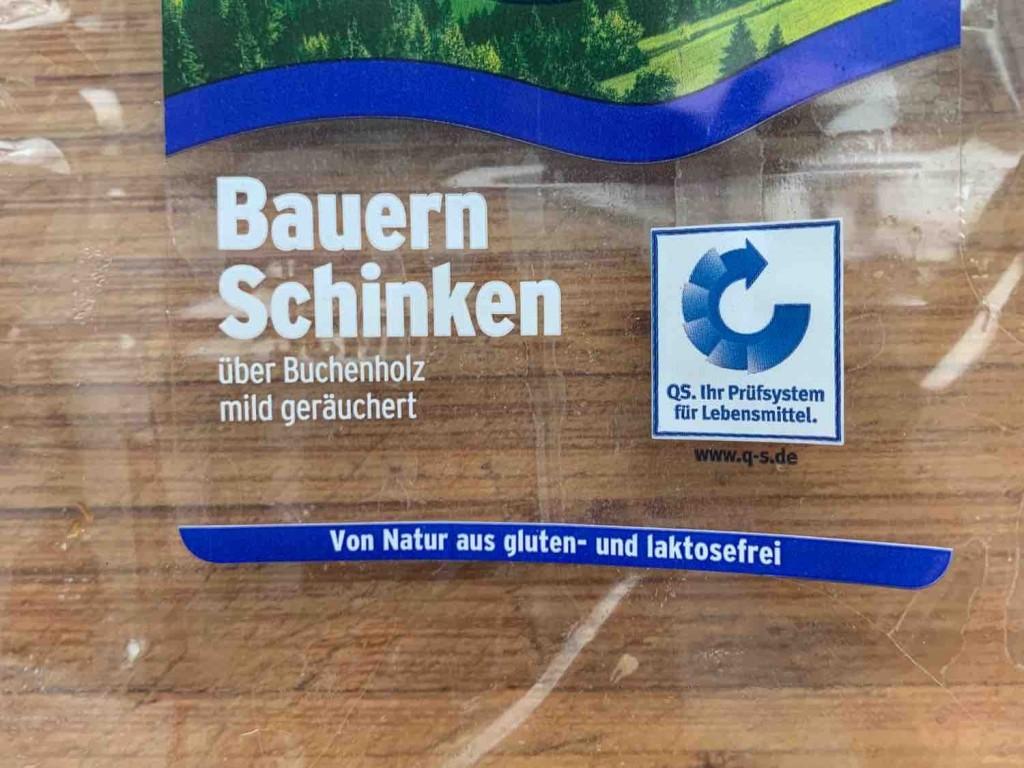 Bauernschinken Buchenholz, mild geräuchert  von seabreeze   Hochgeladen von: seabreeze