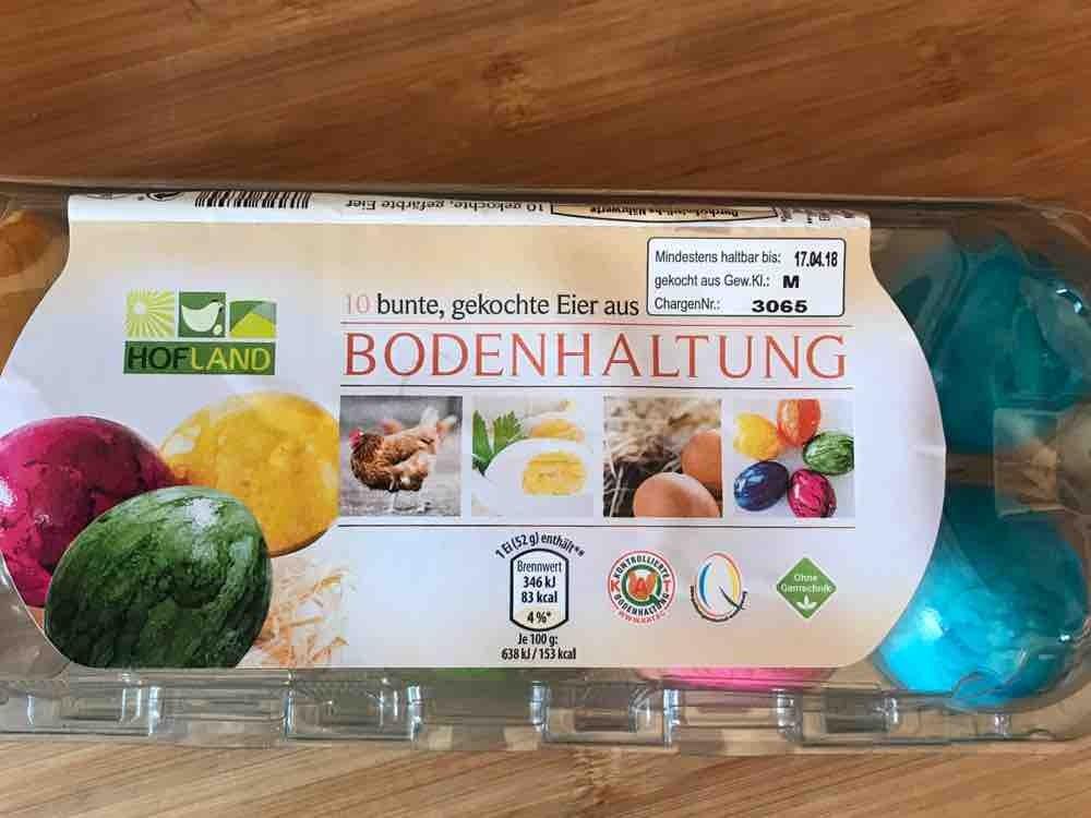 Ei gekocht, Bunde Eier vom Land von grantphil   Hochgeladen von: grantphil
