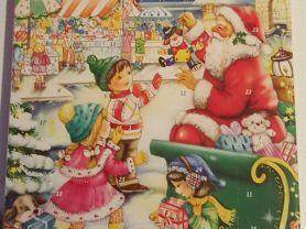 Windel Weihnachtskalender.Windel Adventskalender Kalorien Schokolade Fddb