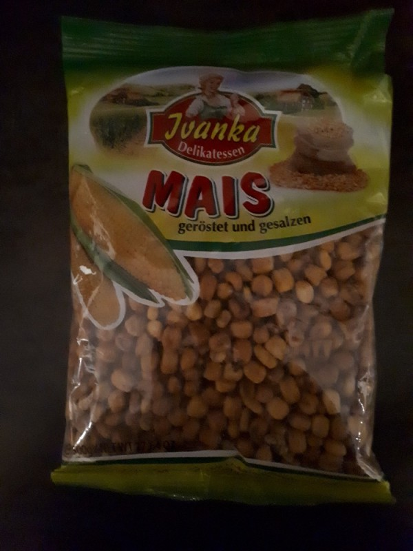 Mais geröstet und gesalzen von numrollen   Hochgeladen von: numrollen