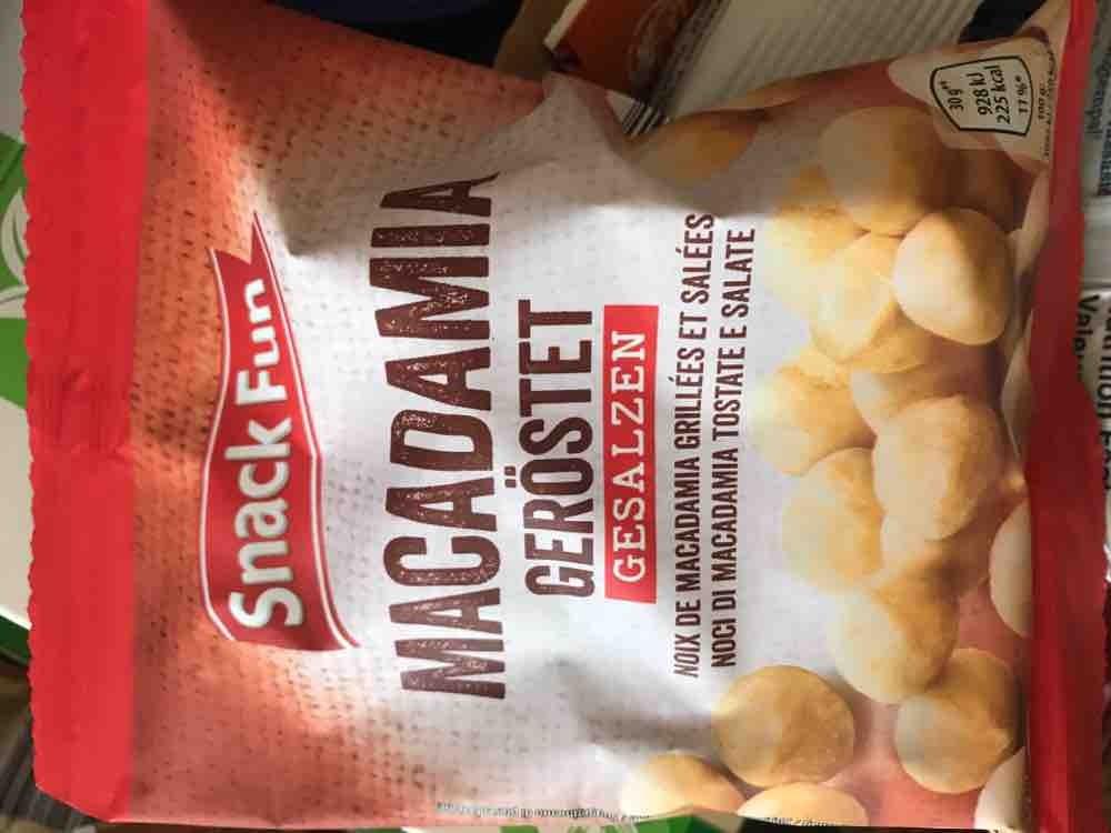 Macadamia, roasted  von prcn923   Hochgeladen von: prcn923