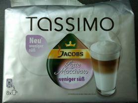 Tassimo Latte Macchiato weniger Süß | Hochgeladen von: huhn2