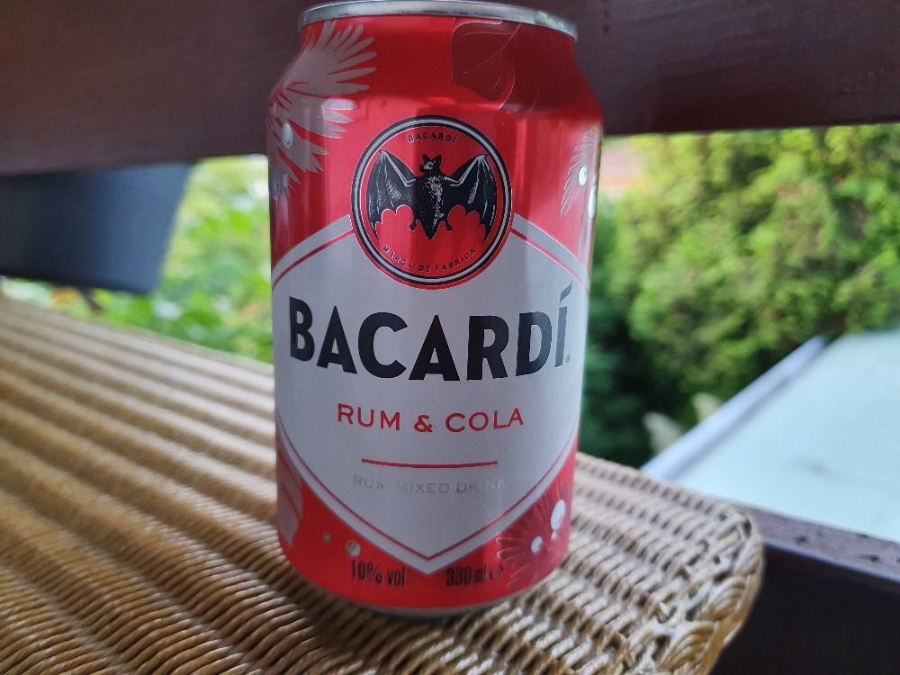 Bacardi & Cola, Cola von AMC2020 | Hochgeladen von: AMC2020