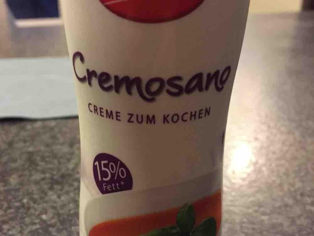 Cremosano 15% , Creme zum Kochen von chokroy115   Hochgeladen von: chokroy115