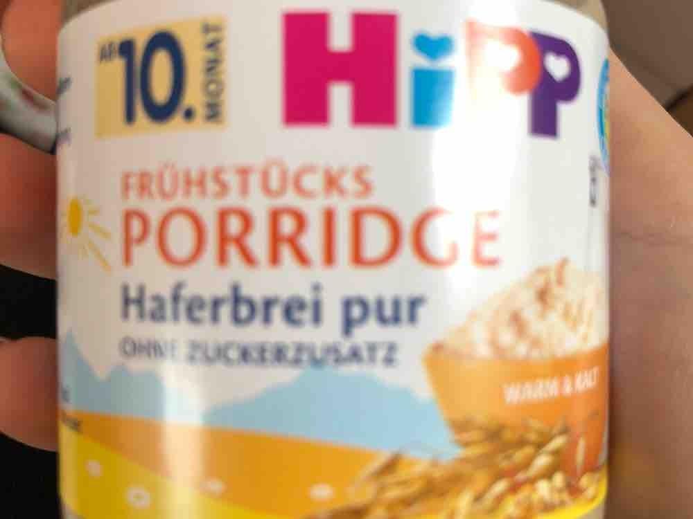 porridge Haferbrei pur  von leoniewnt   Hochgeladen von: leoniewnt