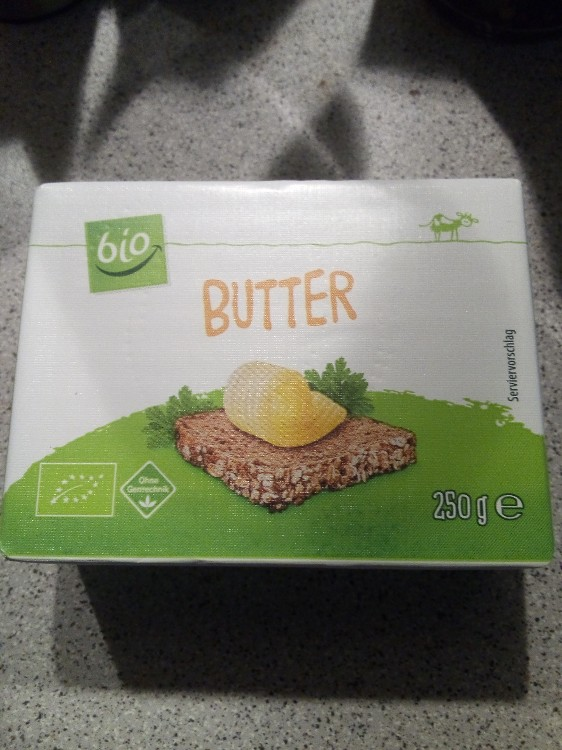 Bio Butter Aldi Süd von Rundumdieuhrmami   Hochgeladen von: Rundumdieuhrmami