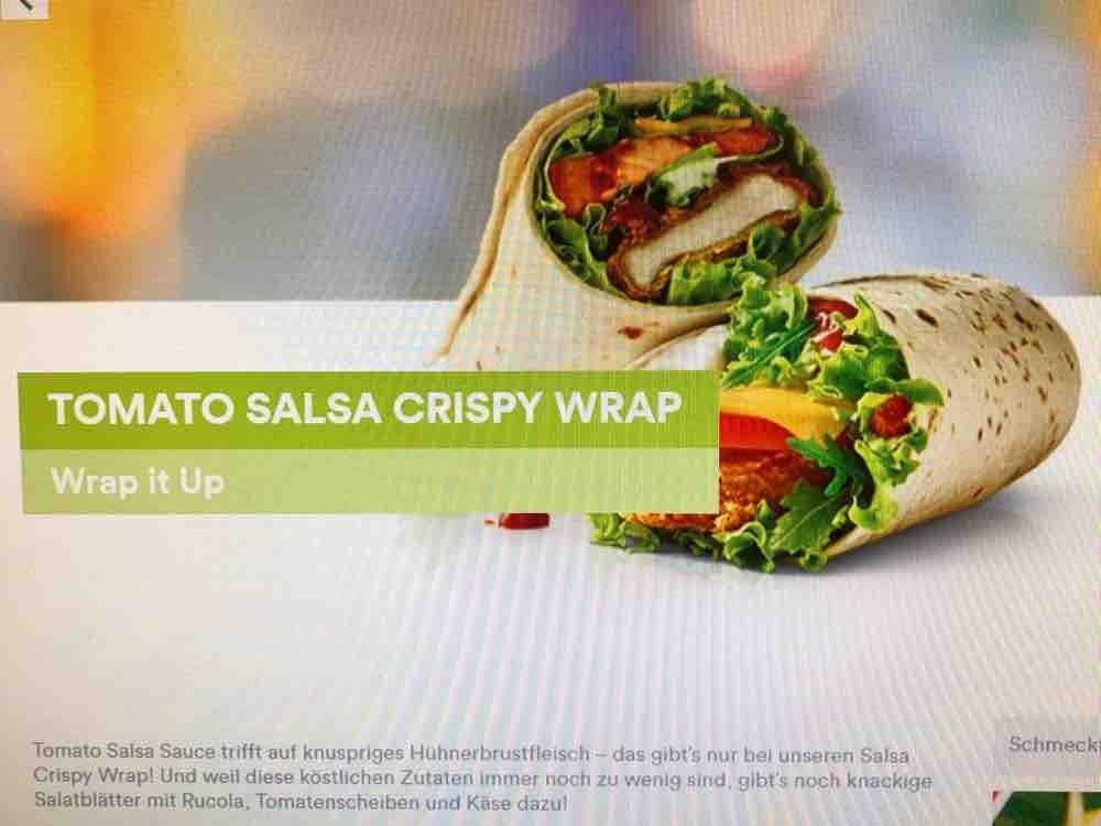 Tomato Salsa Crispy Wrap von mking0 | Hochgeladen von: mking0