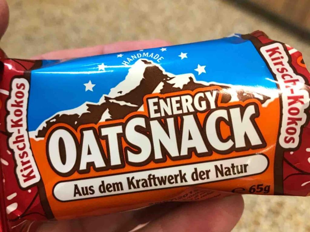 Oat Snack Kirsch-Kokos von mickeywiese | Hochgeladen von: mickeywiese