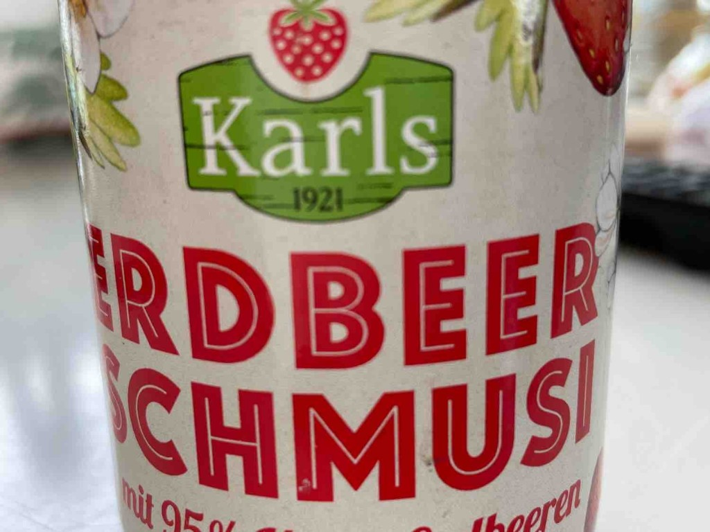 Erdbeer Schmusi, Erdbeere von mkuehrt   Hochgeladen von: mkuehrt