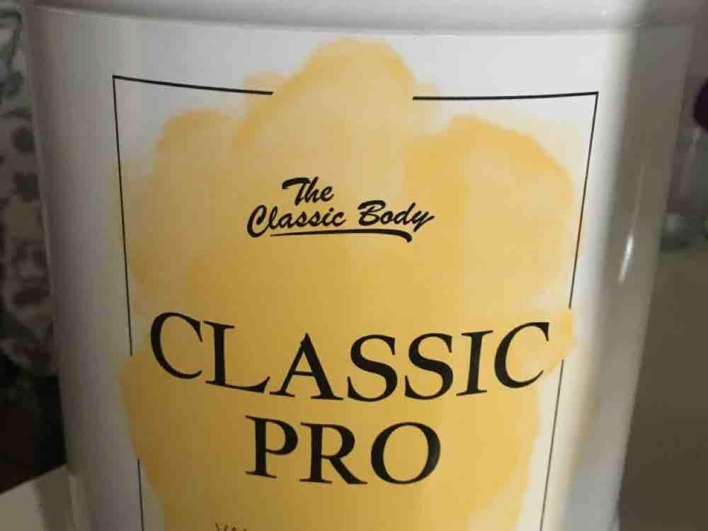 Classic Pro, Vanille von dustinnuus452 | Hochgeladen von: dustinnuus452