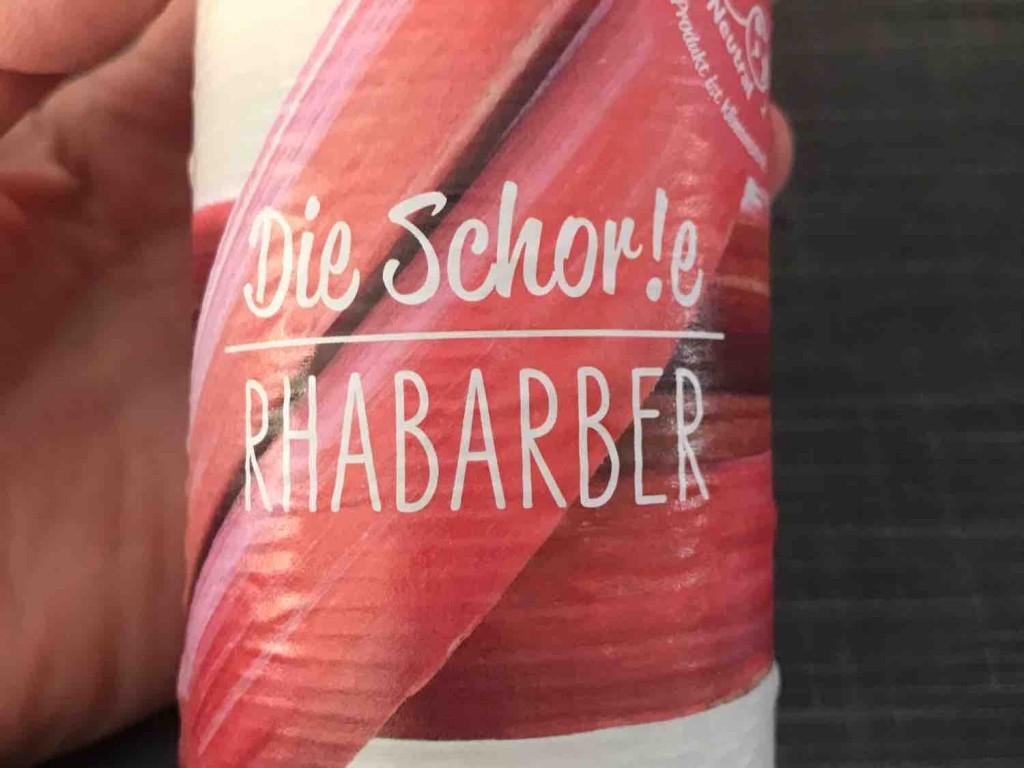 Schorle, Rhabarber  von aennakoerner967 | Hochgeladen von: aennakoerner967