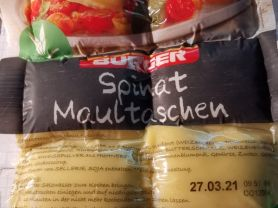 Spinat Maultaschen | Hochgeladen von: tinchen83