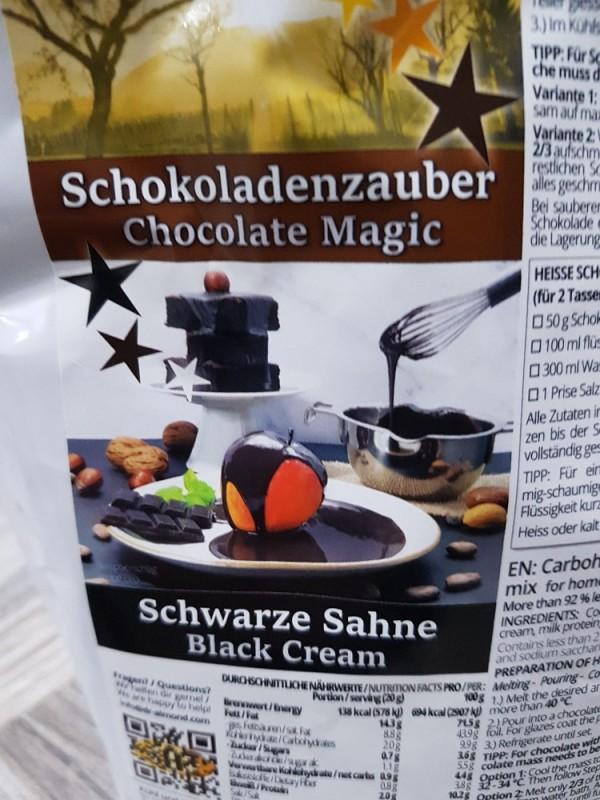 Schokoladenzauber Schwarze Sahne von dicker3004   Hochgeladen von: dicker3004