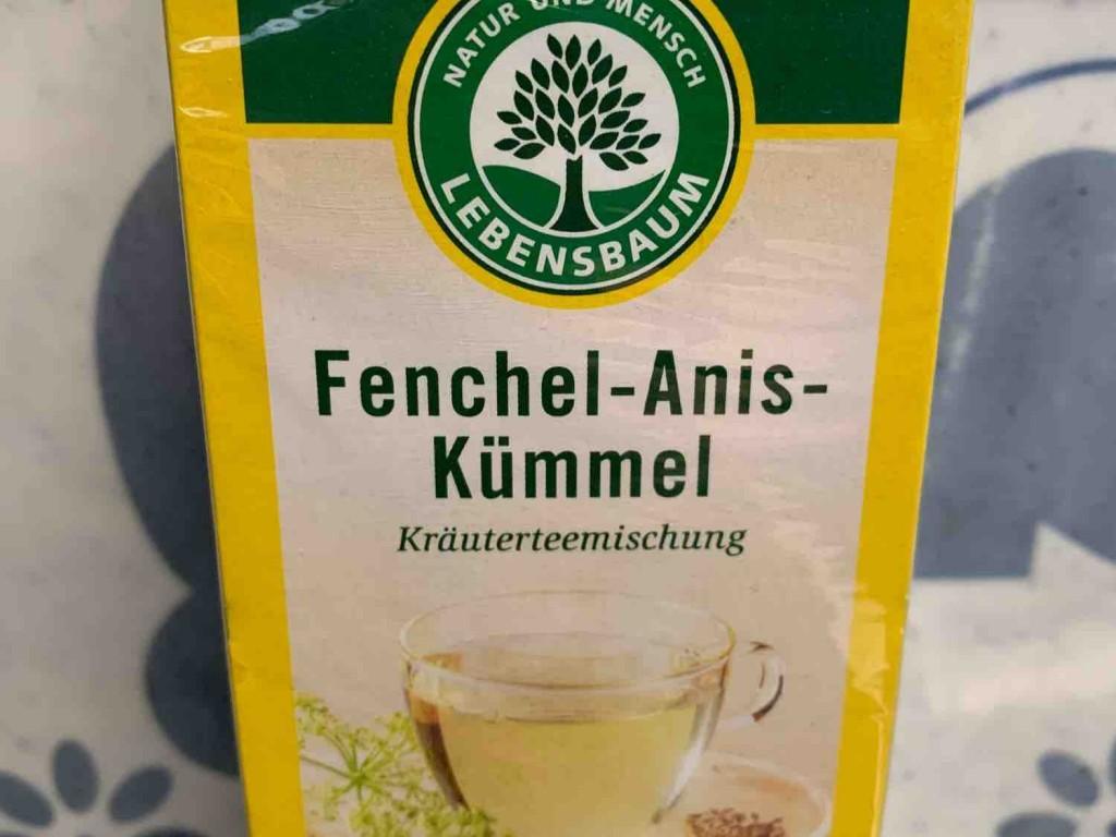Fenchel-Anis-Kümmel, Kräuterteemischung von missy22   Hochgeladen von: missy22